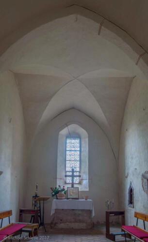 muehlberg klosterkirche innen kapelle hdr